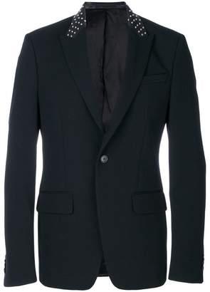 Givenchy studded collar blazer