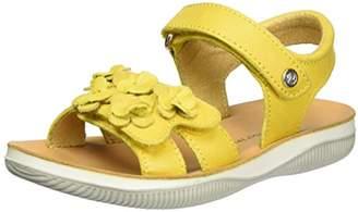 Naturino Girls FAL001050218501 Fashion Sandals Yellow Size: 14 UK
