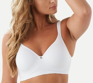 Breezies Seamless Comfort Underwire T-Shirt Bra