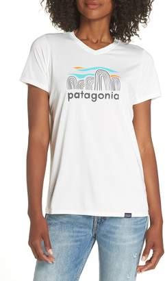Patagonia Capilene Daily Graphic Tee