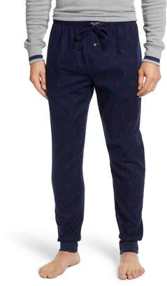 Polo Ralph Lauren Flannel Cotton Jogger Pants