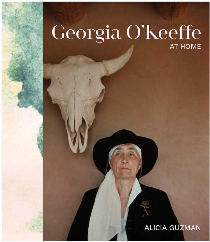 Quarto Publishing Georgia O'Keeffe at Home