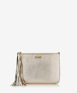 GiGi New York Chelsea Clutch Napa Luxe Leather