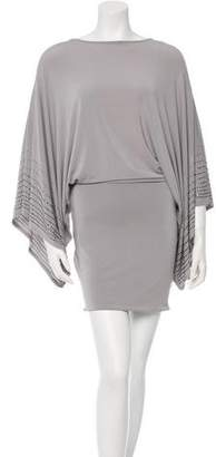 Thomas Wylde Casual Embellished Dress w/ Tags