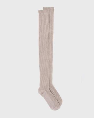 Base Range Overknee Socks