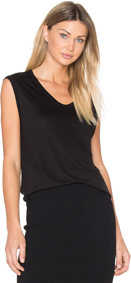 T by Alexander Wang Muscle Tee