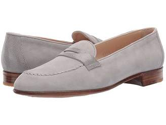 3536df7a57a Grey Penny Loafers - ShopStyle