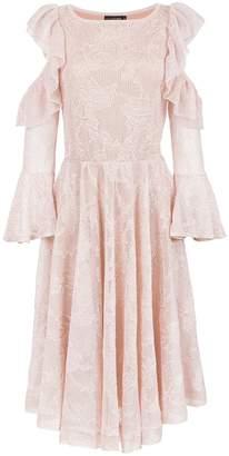Cecilia Prado Manela flared knit dress