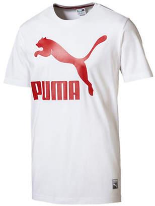 Puma Archive Logo Cotton T-Shirt