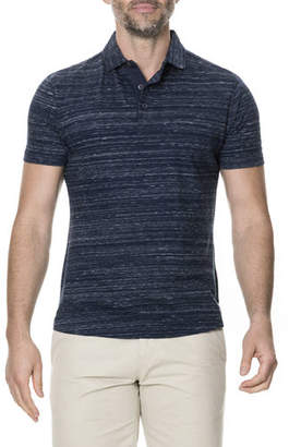 Rodd & Gunn Men's Bells Junction Heathered Polo Shirt
