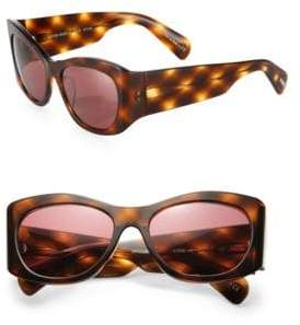 Oliver Peoples Don't Bother Me 54MM Cat Eye Sunglasses
