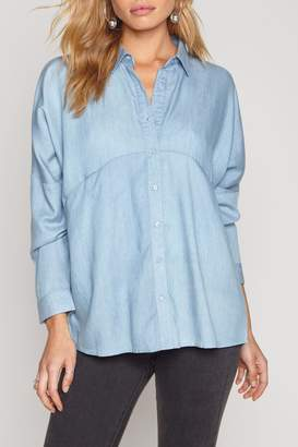 Amuse Society Casual Friday Chambray Shirt