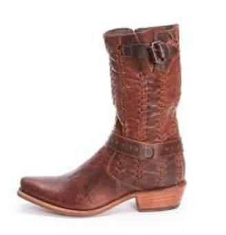 Sonora Square Toe Boot