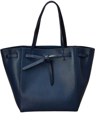 Celine Cabas Small Leather Tote