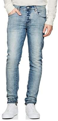 Purple Men's P025 Slim Jeans