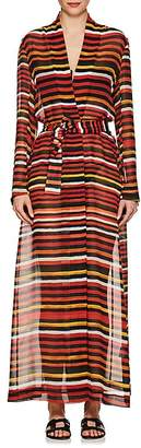 On The Island Women's Marigot Striped Cover-Up Maxi Dress