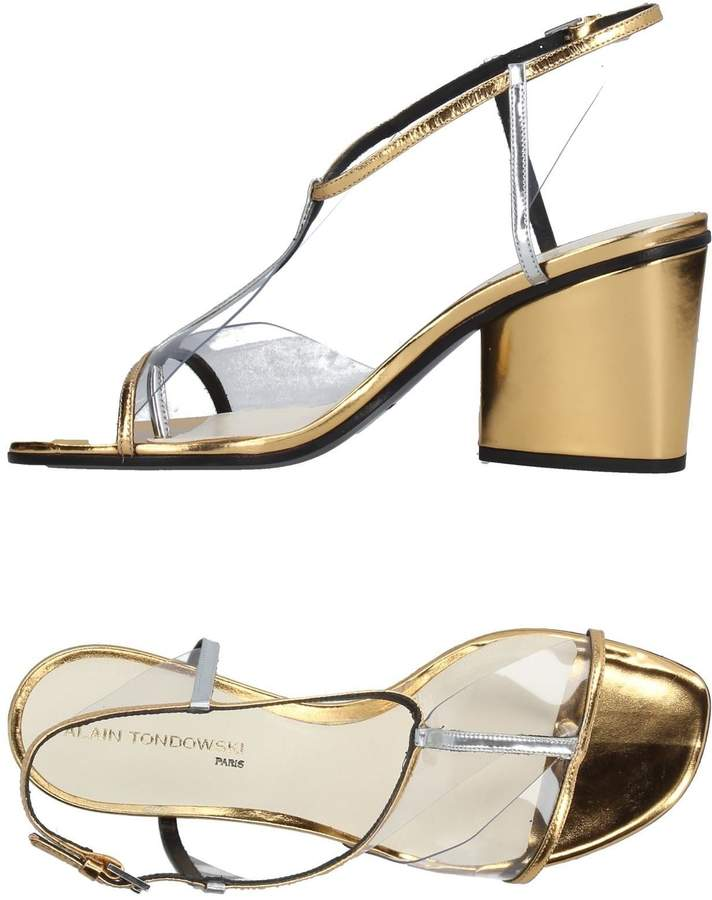Alain Tondowski Sandals - Item 11226445
