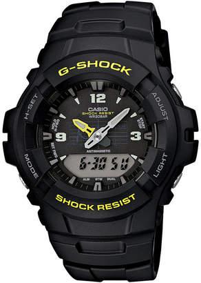 G-Shock G SHOCK Mens Analog/Digital Chronograph Watch G100-9CM