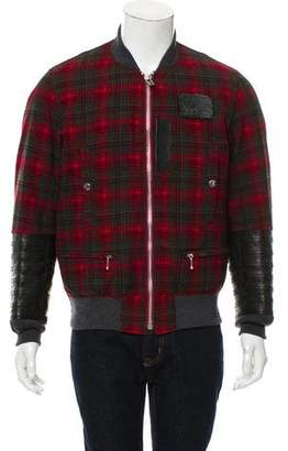 Undercover Wool Bomber Jacket w/ Tags