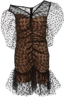 Alice McCall Found You Tulle Mini Dress