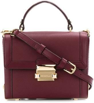 MICHAEL Michael Kors Jayne small pebbled trunk bag