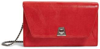 Akris Anouk Leather Cross Body Bag
