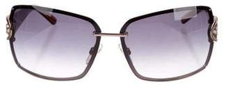 Gianfranco Ferre Rimless Tinted Sunglasses