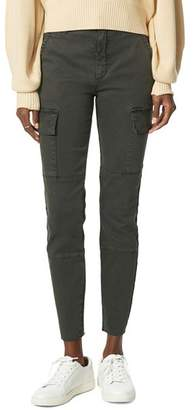 Joe's Jeans The Charlie Skinny Cargo Jeans in Charcoal Gray