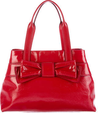 Kate Spade Kate Spade New York Patent Bow Tote