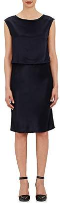 Nili Lotan Women's Eva Silk Satin Dress