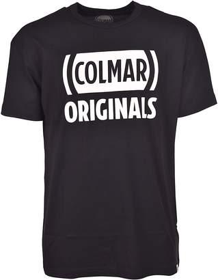 Colmar Logo Print T-shirt