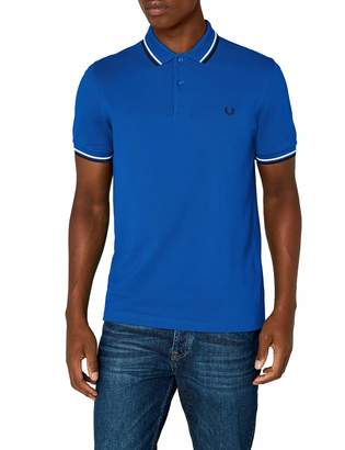 Fred Perry Men's Twin Tipped Shirt