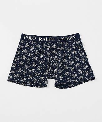 Polo Ralph Lauren (ポロ ラルフ ローレン) - [POLO RALPH LAUREN (雑貨)] ボクサーブリーフ(RM3-L312)