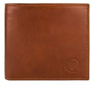 Maxwell Scott Bags High Quality Chestnut Tan Men S Leather Wallet