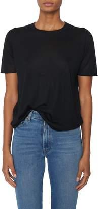 Joseph Black Cashmere T-Shirt