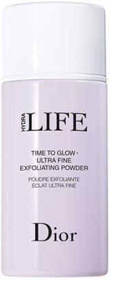 Christian Dior Hydra Life Time To Glow Ultra Fine Exfoliating Powder