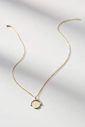 Lulu DK 14K Gold-Plated Spinner Necklace