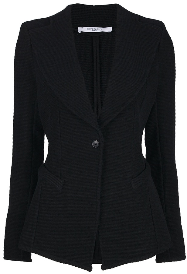 Givenchy fitted blazer
