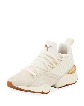 Puma Muse Maia Utility Sneakers