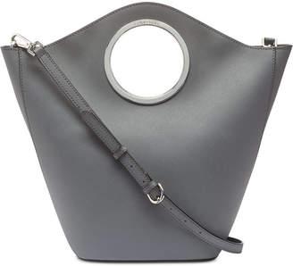 Calvin Klein Lexi Leather Tote