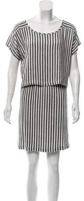 Kain Label Striped Mini Dress