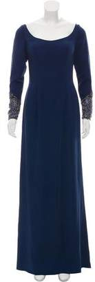 Jovani Long Sleeve Evening Dress
