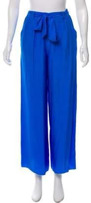 Yumi Kim High-Rise Wide-Leg Pants
