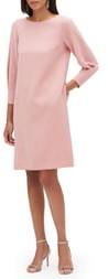 Lafayette 148 New York Caddie Finesse Crepe Dress