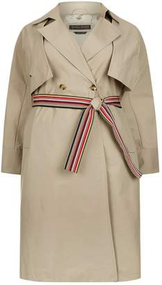 Marina Rinaldi 3-Way Trench Coat