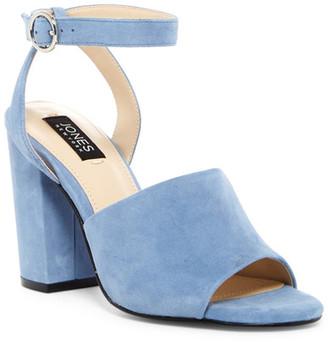 Jones New York Izzie Block Heel Sandal $110 thestylecure.com