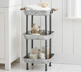 at pottery barn pottery barn rainier bath storage - Pottery Barn Bathroom