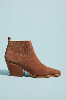 Franco Sarto Lasso Ankle Boots
