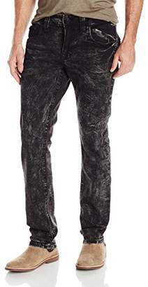 Rock Revival Men's Stanley A16 Alternative Straight Leg Jean