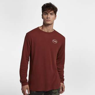 Hurley Stitch Thermal Mens Long-Sleeve Top